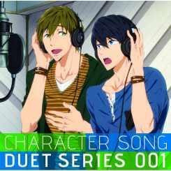 Free! Duet Song Series vol. 01 Haruka & Makoto