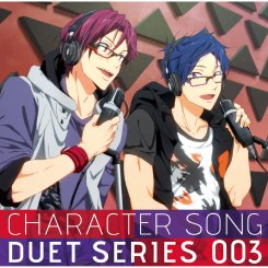 Free! Character Song Duet Series vol 03 Rin&Rei
