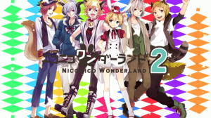 Niconico Wonderland vol 02 chara