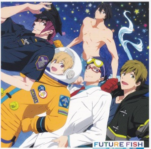 Free! Eternal Summer Ending Single FUTURE FISH & NEO BLUE BREATHING